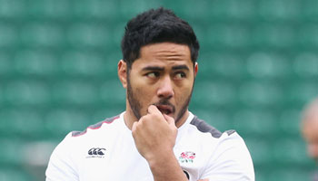 Manu Tuilagi admits to assaulting police officers, won't be part of Rugby World Cup