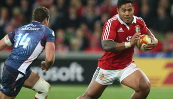 British and Irish Lions beat the hapless Rebels in Melbourne