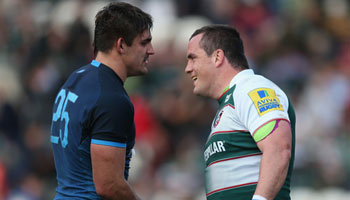 Marcos Ayerza plays for both teams as Argentina beat Leicester Tigers in tryfest