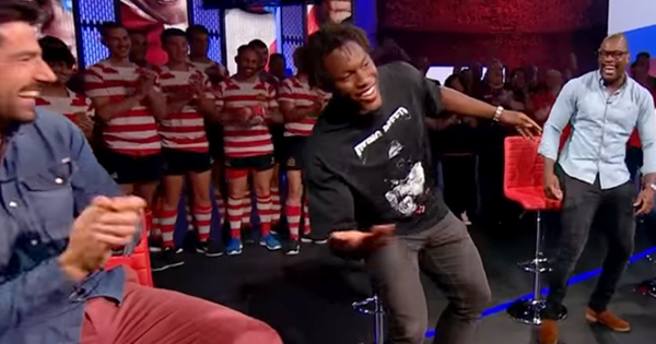 Maro Itoje on getting wild with the Lions, accents and dancing