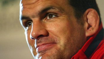Martin Johnson defiant prematch against Ireland 2003