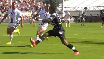 Benito Masilevu's huge side-steps give Brive late victory over Toulouse
