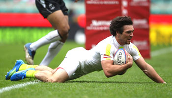 London Sevens 2012 - Seven of the Best tries