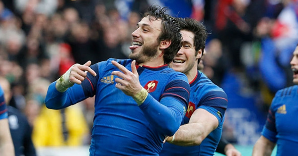 France edge Ireland in scrappy Six Nations round two match in Paris