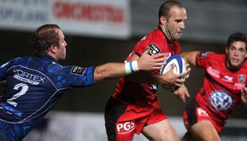 Classic tries scored as Toulon go five-from-five with win over Montpellier