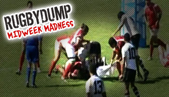 Midweek Madness - The old ball in the jersey trick - Pacific Edition