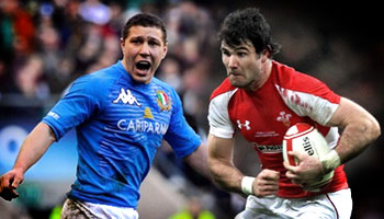 Mike Phillips vs Fabio Semenzato - The battle of the number nines