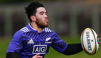 Nehe Milner-Skudder starts on the wing for All Blacks vs Wallabies