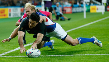 Courageous Namibia downed comfortably by All Blacks at Olympic Park