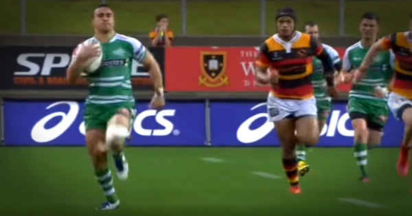 Best tries of the Mitre 10 Cup - Round 3
