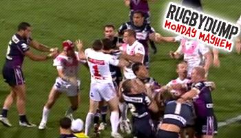 Monday Mayhem - Bringing back the biff in the NRL