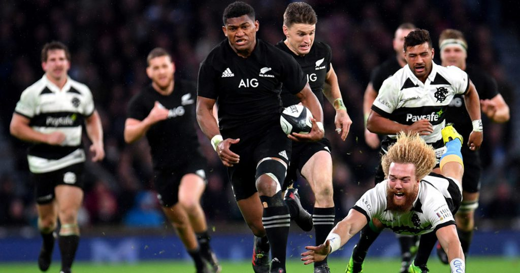 All Blacks spare blushes with comeback against impressive Barbarians