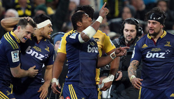 Recap from Highlanders' historic Super Rugby title victory over Hurricanes