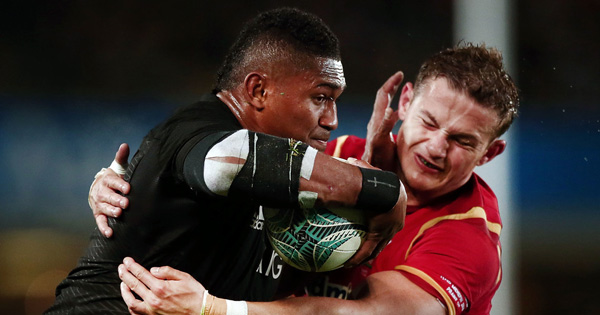 New Zealand composure leads to 27th consecutive win over Wales