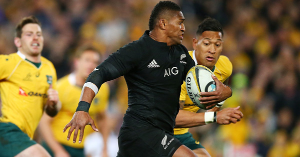 All Black thump Wallabies in opening Rugby Championship fixture in Sydney