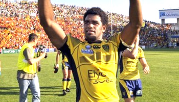 Napolioni Nalaga's two tries help Clermont to the Top 14 Final
