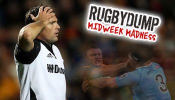 Midweek Madness - Nathan White unleashes on Al Baxter