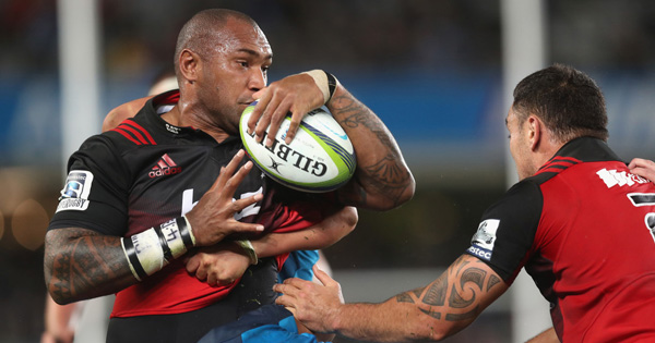 Nemani Nadolo is back from his ban and looking as sharp as ever
