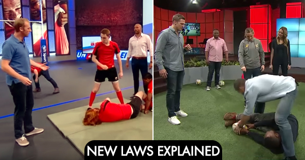 New laws explained with two very informative pitch demos