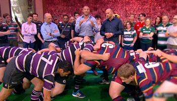 New Scrum Laws explained by Ben Kay and Lawrence Dallaglio