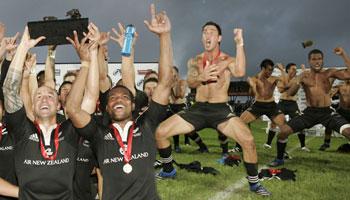 New Zealand vs Fiji - George Sevens Final