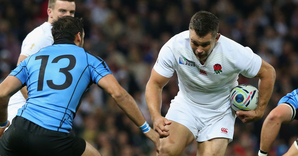 England finish disappointing World Cup campaign with ten try victory over Uruguay