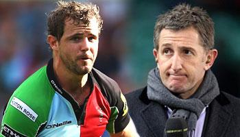 Nick Evans and Jonathan Davies pick their British & Irish Lions starting XV