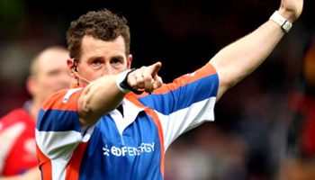 Nigel Owens - Behind the Whistle