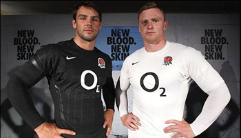 237dea89743 Nike unveil England s new home and and away kits for 2011 2012 ...