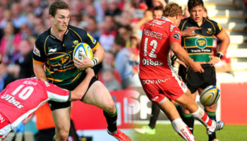 George North sets up great try but Gloucester sneak controversional win