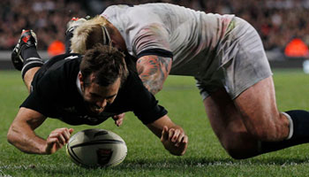New Zealand snatch victory in the dying minutes after strong England showing
