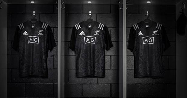 Maori All Blacks new jersey design embodies culture and free-flowing rugby