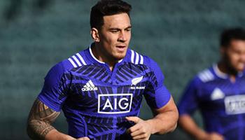 All Blacks team to face Samoa in historic Test on Wednesday