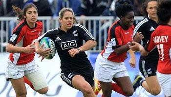 New Zealand claim the Women's World Series and Amsterdam Sevens titles