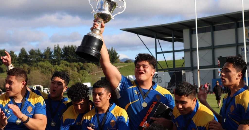 Thrilling Kiwi high school match sees St Peter's of Auckland defeat Napier