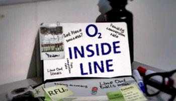 O2 Inside Line: Episode 3, Season 3