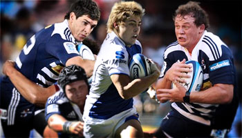 Three great tries, scored by James O'Connor, Deon Fourie, and Jaque Fourie