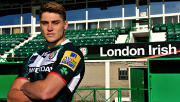 Exiled Wallaby star James O'Connor signed by London Irish
