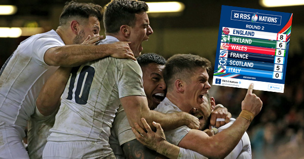 2017 Six Nations: Best of social media from Round Two