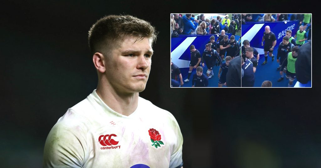 Six Nations conclude investigation into tunnel altercation at Murrayfield