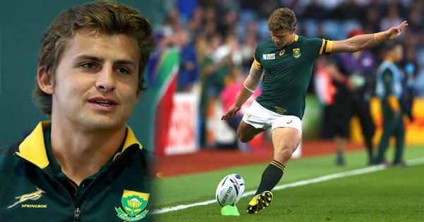 Patrick Lambie takes over as Springbok captain for end of year tour