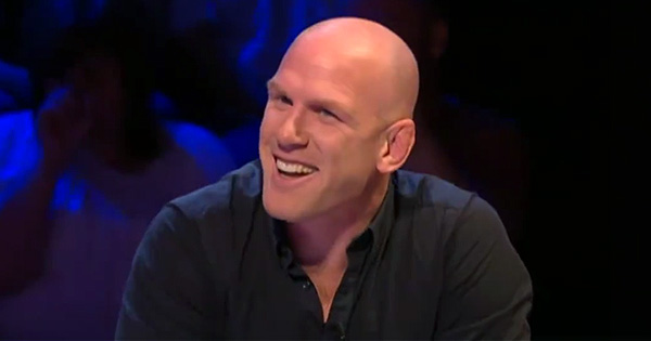 Paul O'Connell comes up with one of the greatest ever sports quiz show answers