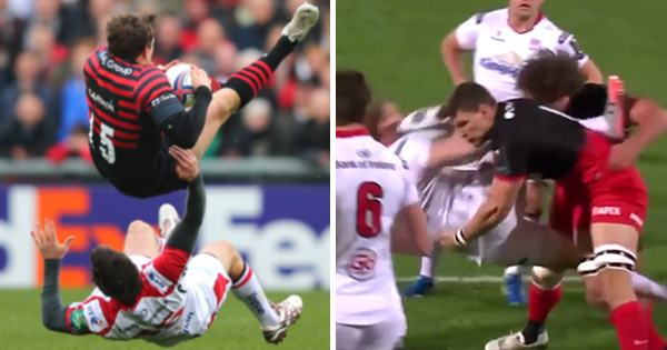 Comparing the Jared Payne and Michael Rhodes cards for similar incidents