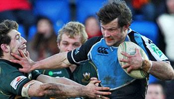 Glasgow's Peter Horne scores incredible winning try vs Northampton Saints