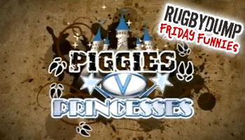 Friday Funnies - Piggies vs Princesses - Adam Freier vs Josh Valentine
