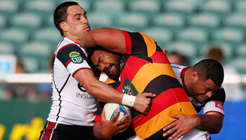 The Rugby Club Plays of the Week - Rugby Champs, Shute Shield, & ITM Cup