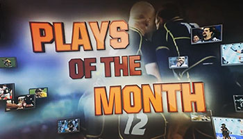 Rugby HQ Plays of the Month from April 2014
