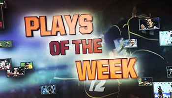 Plays of the Week - Super Rugby Qualifiers and final round