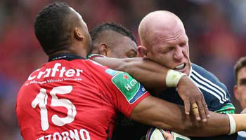 Toulon aiming to defend title after tense semi final win over Munster