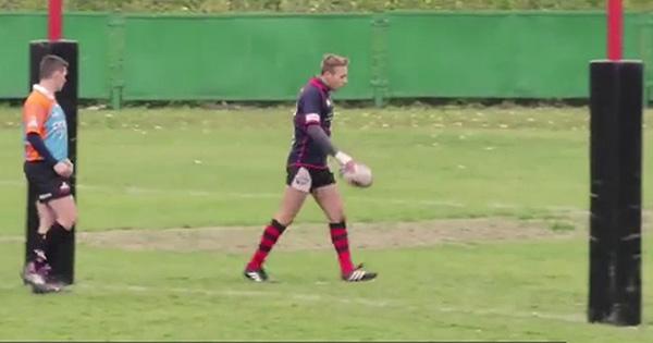 Friday Funnies - Tryscoring Fail in Polish Club Rugby